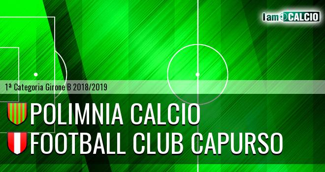 Polimnia Calcio - Football Club Capurso