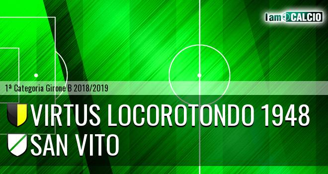 Virtus Locorotondo 1948 - San Vito