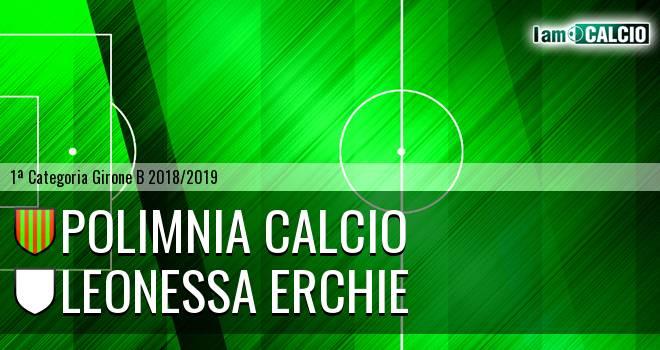 Polimnia Calcio - Leonessa Erchie