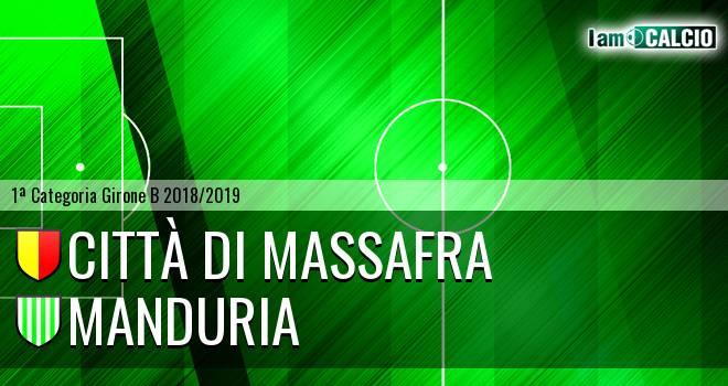 Città di Massafra - Manduria
