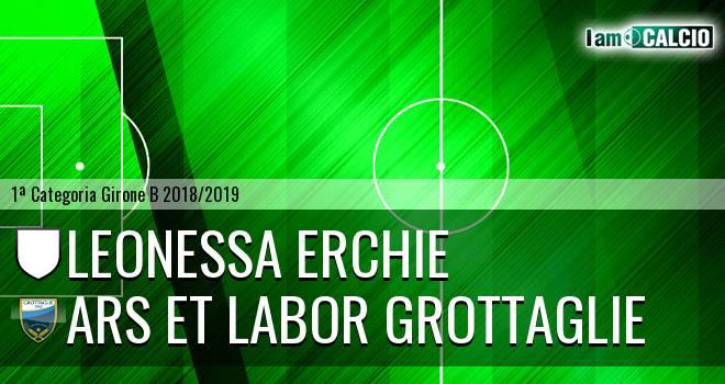 Leonessa Erchie - Ars et Labor Grottaglie