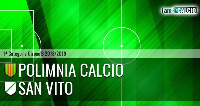 Polimnia Calcio - San Vito