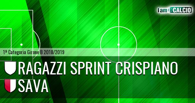 Ragazzi Sprint Crispiano - Sava