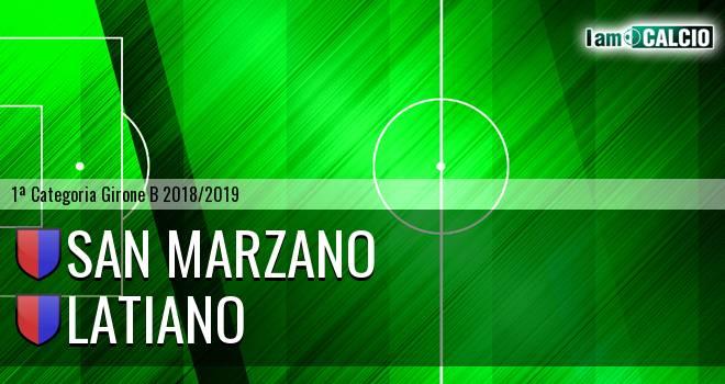 San Marzano - Latiano