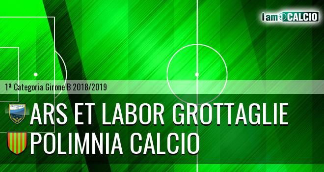 Ars et Labor Grottaglie - Polimnia Calcio