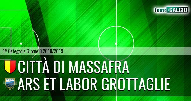 Città di Massafra - Ars et Labor Grottaglie