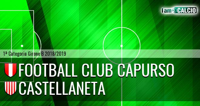 Football Club Capurso - Castellaneta