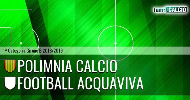 Polimnia Calcio - Football Acquaviva