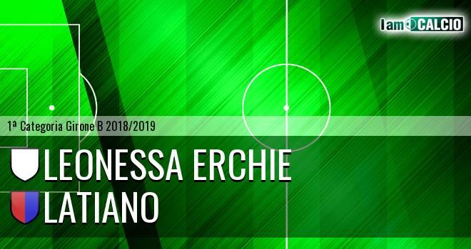 Leonessa Erchie - Latiano
