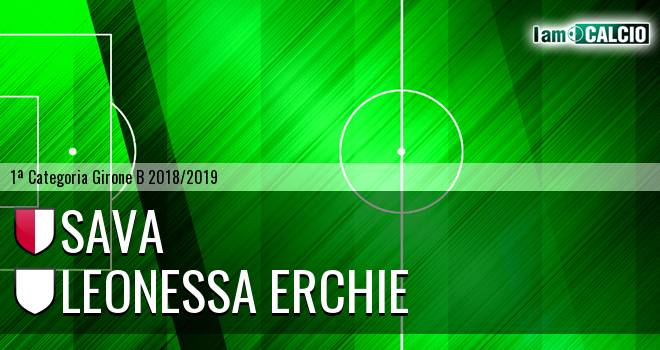 Sava - Leonessa Erchie