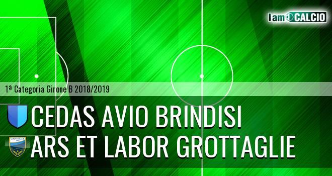 Cedas Avio Brindisi - Ars et Labor Grottaglie