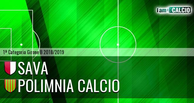 Sava - Polimnia Calcio