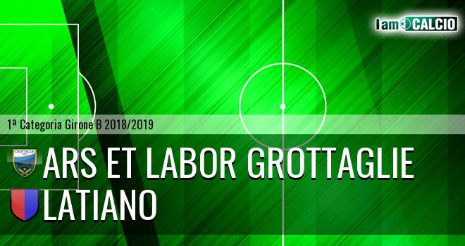 Ars et Labor Grottaglie - Latiano