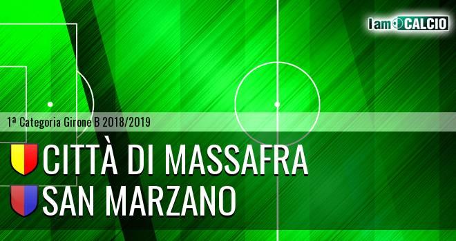 Città di Massafra - San Marzano
