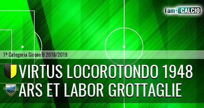 Virtus Locorotondo 1948 - Ars et Labor Grottaglie
