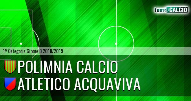 Polimnia Calcio - Atletico Acquaviva