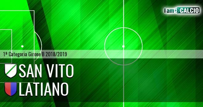 San Vito - Latiano