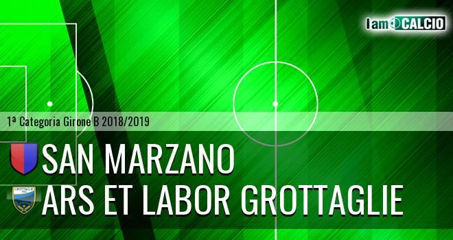 San Marzano - Ars et Labor Grottaglie