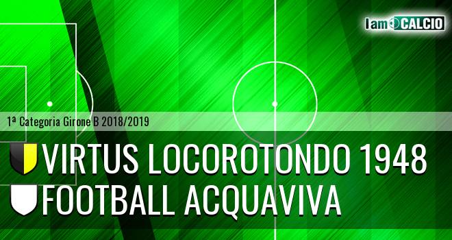 Virtus Locorotondo 1948 - Football Acquaviva