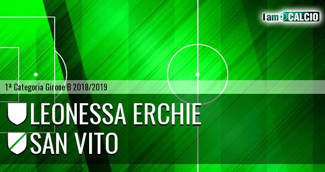 Leonessa Erchie - San Vito