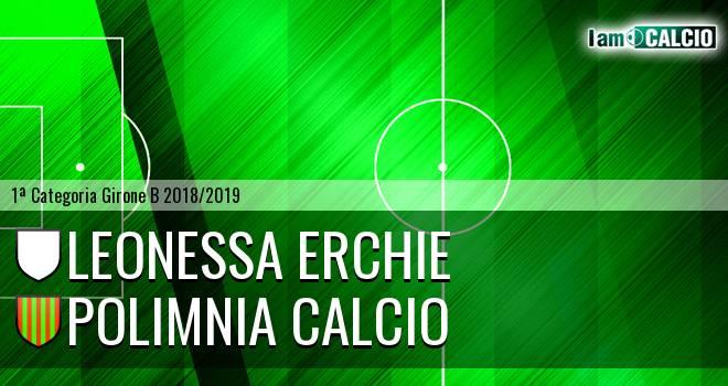 Leonessa Erchie - Polimnia Calcio