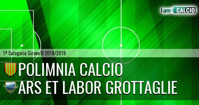 Polimnia Calcio - Ars et Labor Grottaglie
