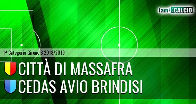 Città di Massafra - Cedas Avio Brindisi