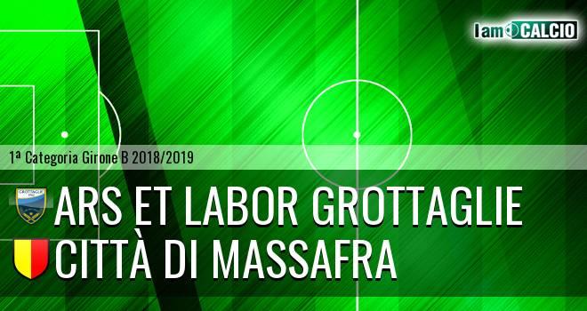 Ars et Labor Grottaglie - Città di Massafra