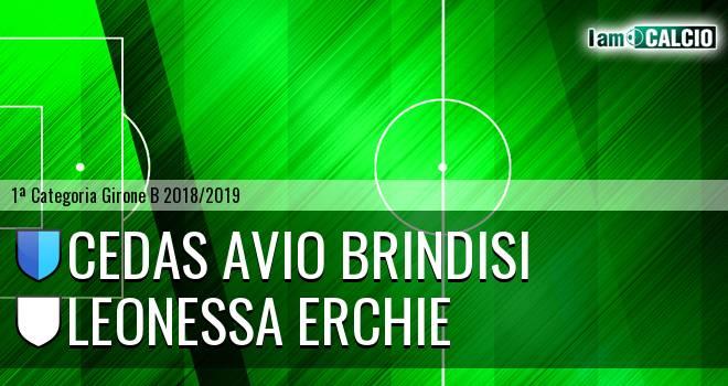 Cedas Avio Brindisi - Leonessa Erchie
