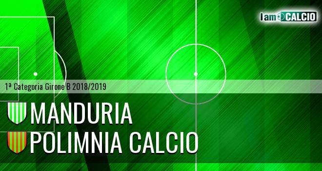 Manduria - Polimnia Calcio