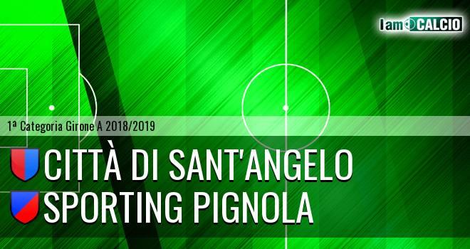 Città di Sant'Angelo - Sporting Pignola