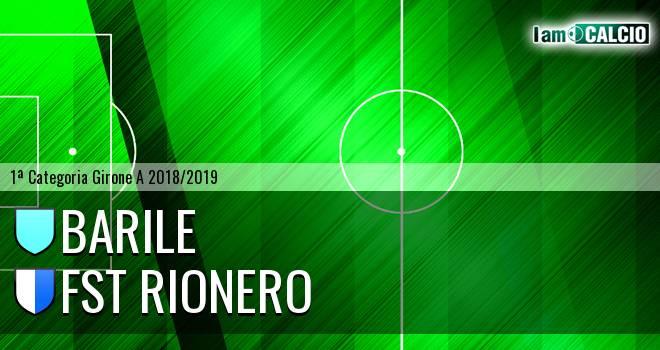Barile - FST Rionero