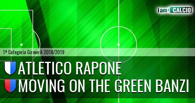 Atletico Rapone - Moving on the Green Banzi