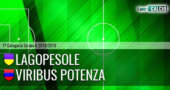 Lagopesole - Viribus Potenza