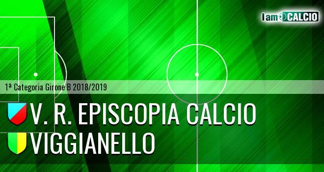 V. R. Episcopia Calcio - Viggianello