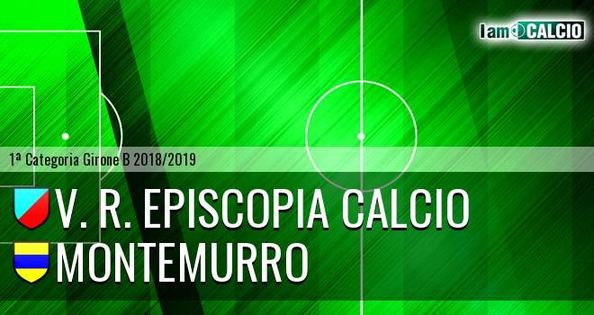 V. R. Episcopia Calcio - Montemurro