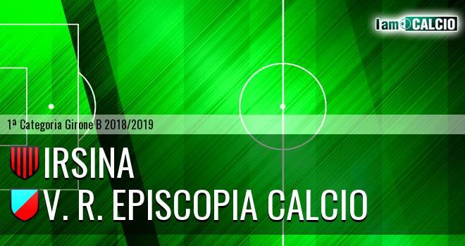 Irsina - V. R. Episcopia Calcio