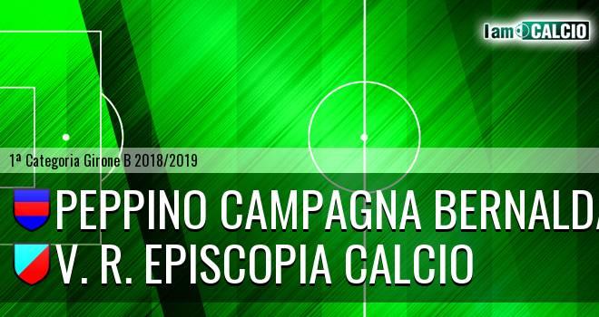 Peppino Campagna Bernalda - V. R. Episcopia Calcio