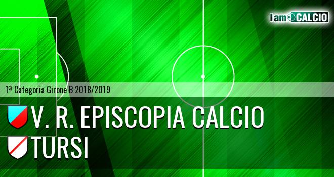 V. R. Episcopia Calcio - Tursi