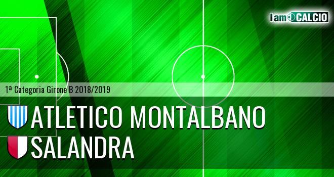 Atletico Montalbano - Salandra