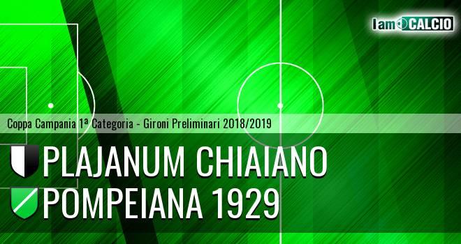 Plajanum Chiaiano - Napoli Est