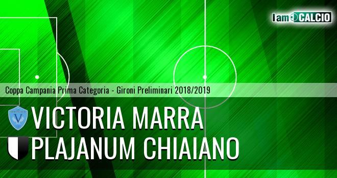 Victoria Marra - Plajanum Chiaiano