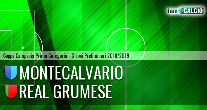 Montecalvario - Real Grumese