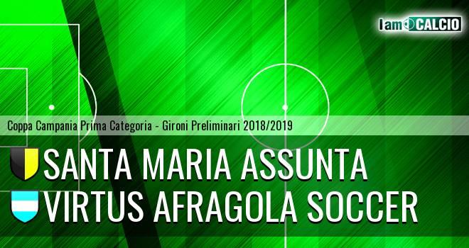 Santa Maria Assunta - Virtus Afragola Soccer