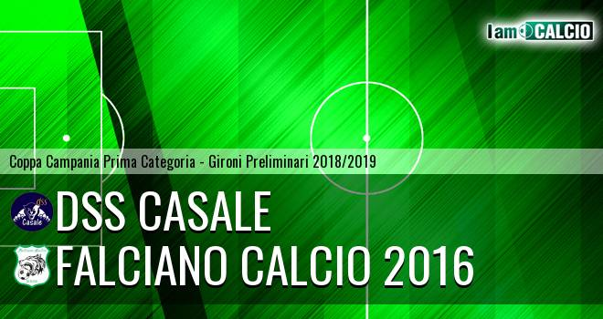 DSS Casale - Falciano Calcio 2016