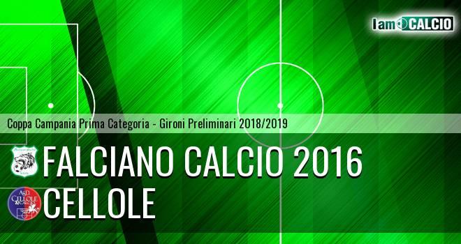 Falciano Calcio 2016 - Cellole