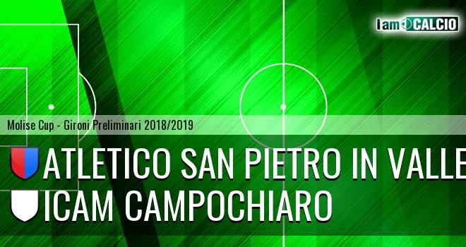 Atletico San Pietro in Valle - Icam Campochiaro