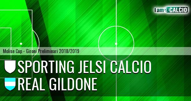 Sporting Jelsi Calcio - Real Gildone
