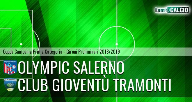Olympic Salerno - Club Gioventù Tramonti