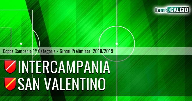 Intercampania - Sporting Audax